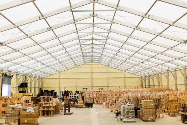 Temporary Warehouses