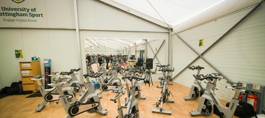 Temp Gym