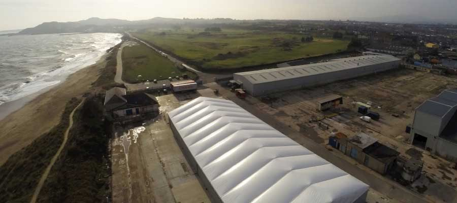 Temporary Buildings