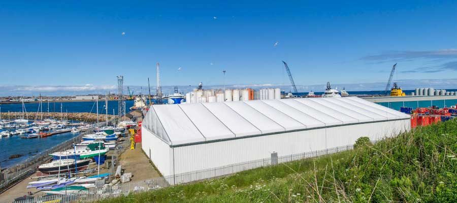 Temporary Buildings Structures : What is a temporary building structures