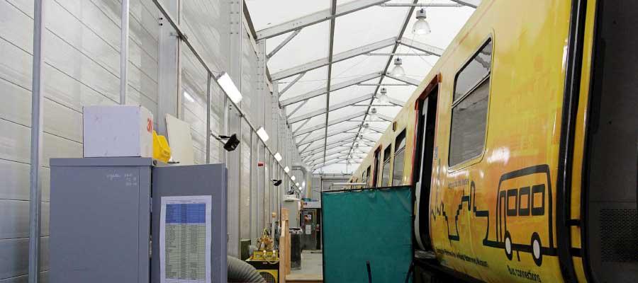 1st in Rail
