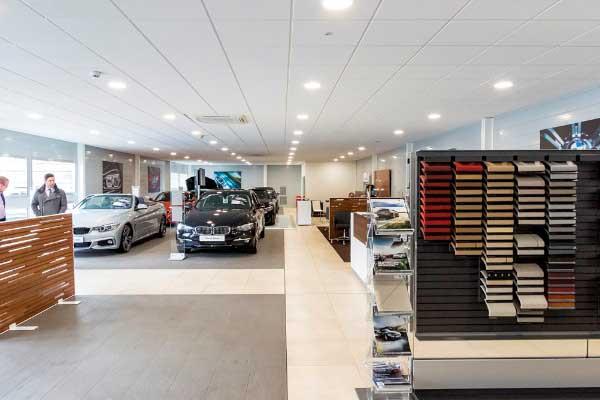 Optional Extras Fit Out