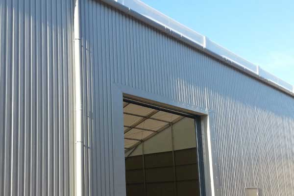 Optional Extras Guttering Ingress Protection