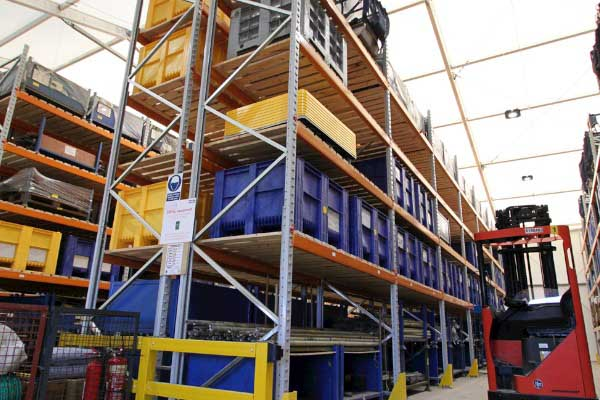 Optional Extras Racking Decks