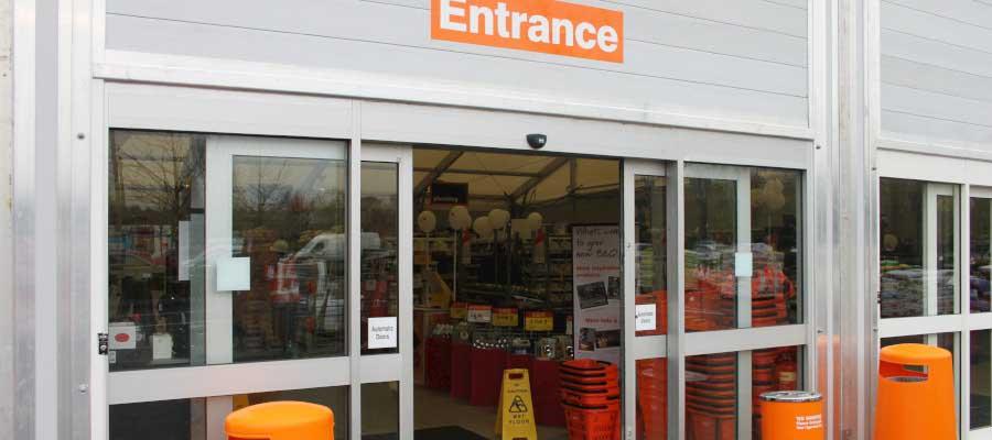 Temporary Shops