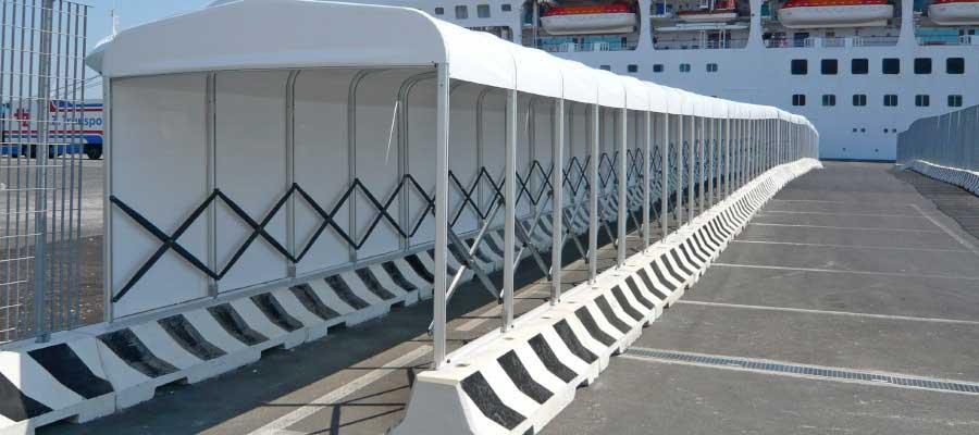 Temporary Walkways
