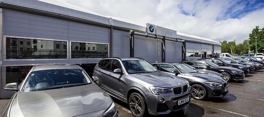 Spires BMW