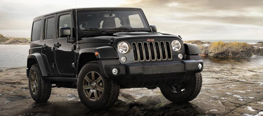 Jeep's 75th Anniversary