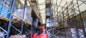 What are temporary buildings used for