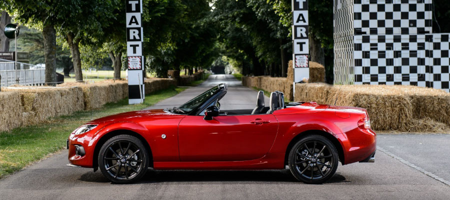 Mazda MX-5 25th Anniversary Limited Edition