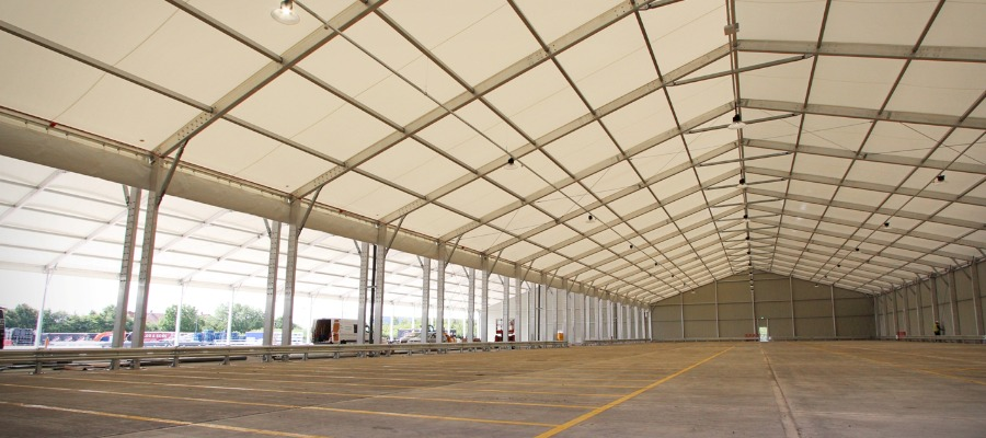 A temporary warehouse has you covered for all eventualities