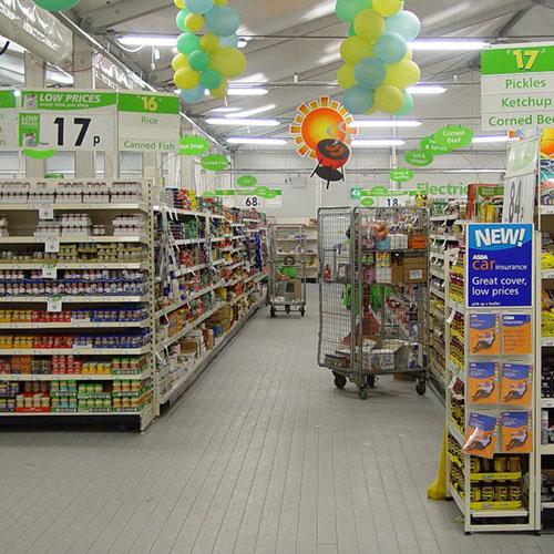 Temporary Retail Stores