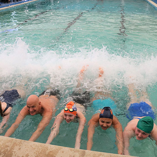 Temporary Swimming Pool