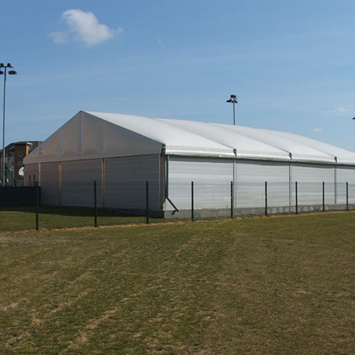 Temporary Sports Halls